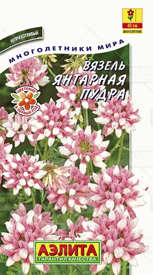 Вязель пестрый янтарная пудра выращивание 93